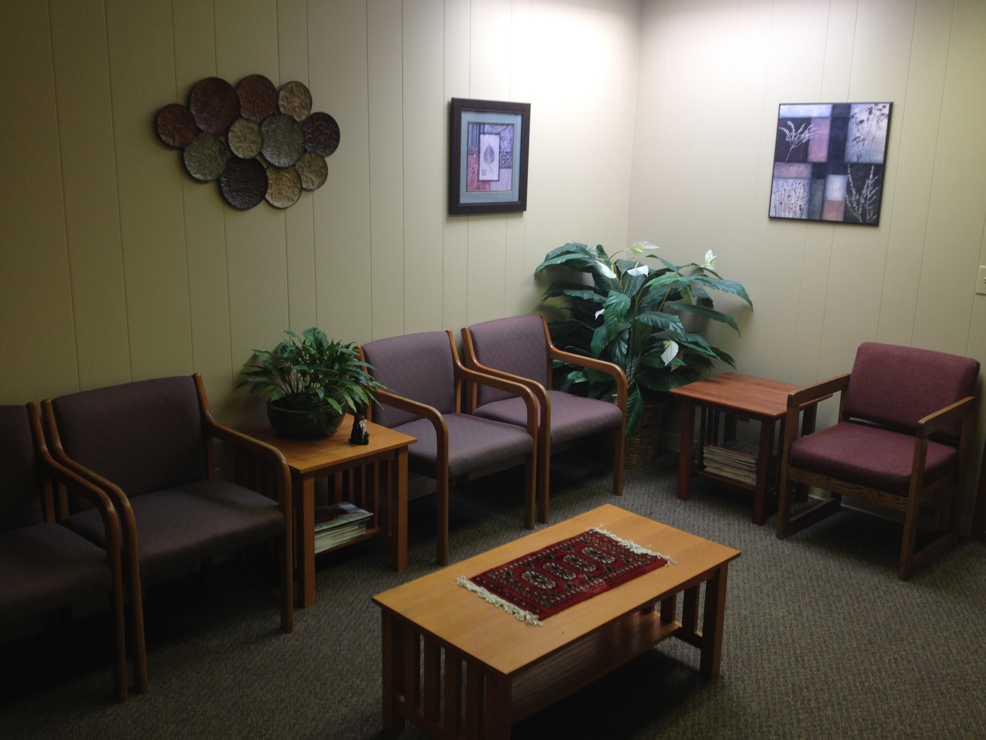 Virtual Tour of our Chiropractic Office - Herrington Family ...